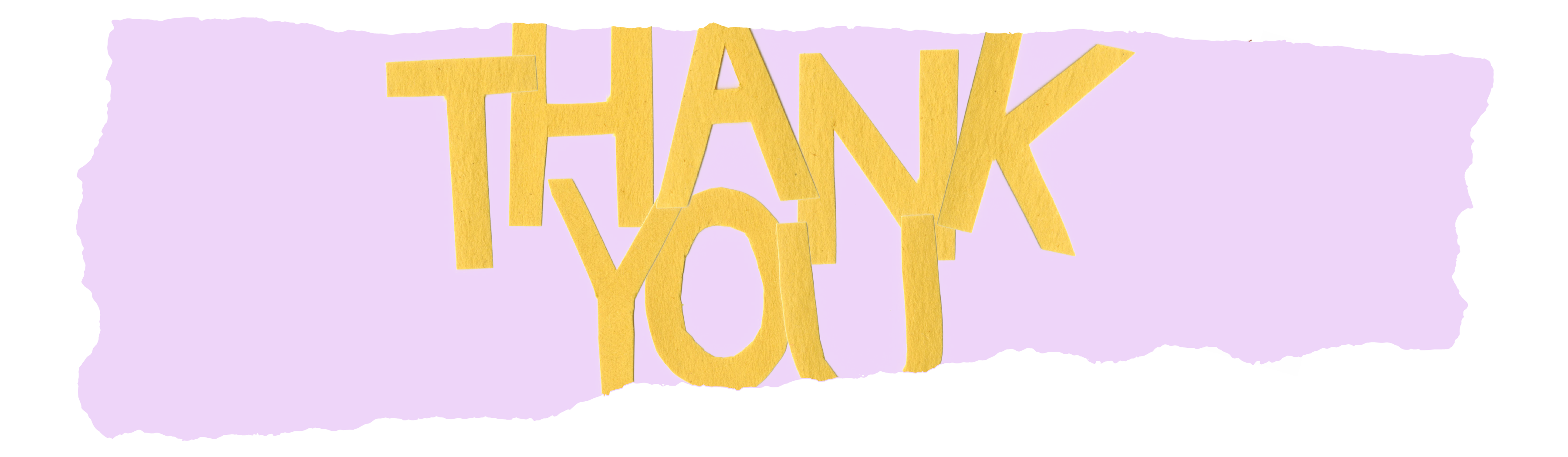 link to thank you cards page